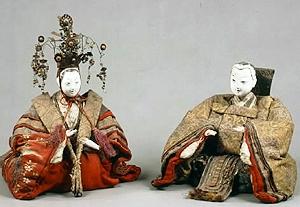 彦根城博物館に寄贈された古今雛